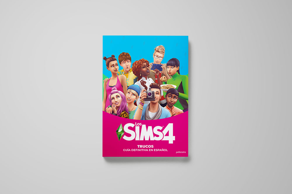 Guía de trucos para Los Sims 4 en PDF