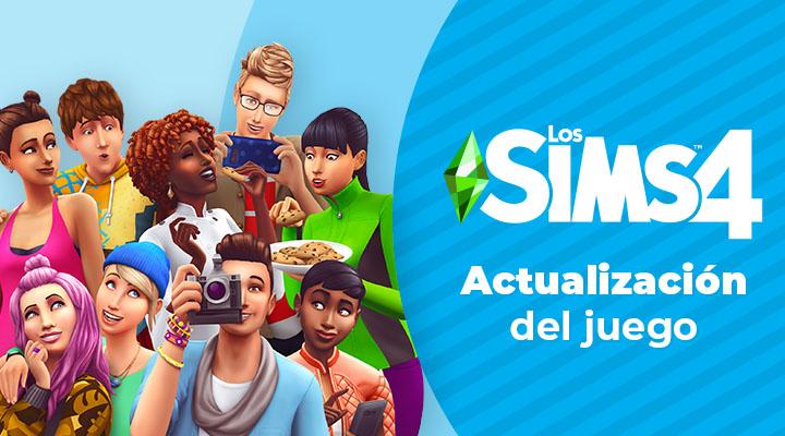 Nueva actualización 1.77.146 para Los Sims 4