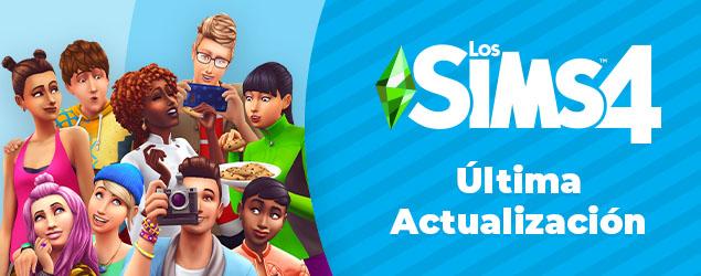 Versión 1.70 de Los Sims 4