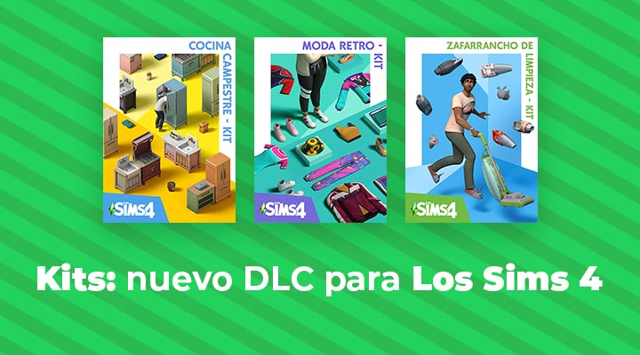 Los Sims 4 recibirá un nuevo tipo de DLC: los Kits