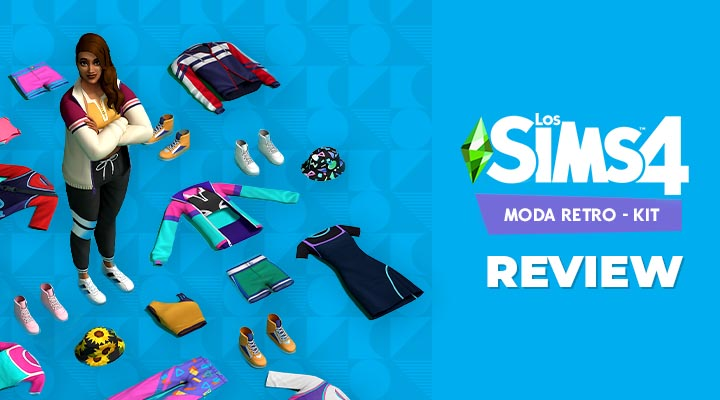 Los Sims 4 Moda Retro – Kit: review