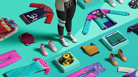 Review: Los sims 4 Moda Retro - Kit