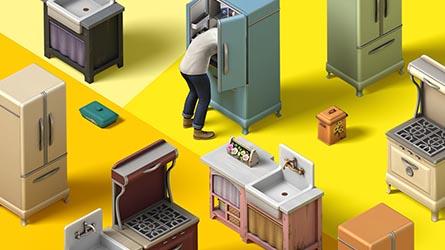 Review: Los Sims 4 Cocina Campestre - Kit