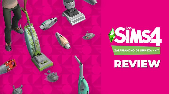 Los Sims 4 Zafarrancho de Limpieza – Kit: review