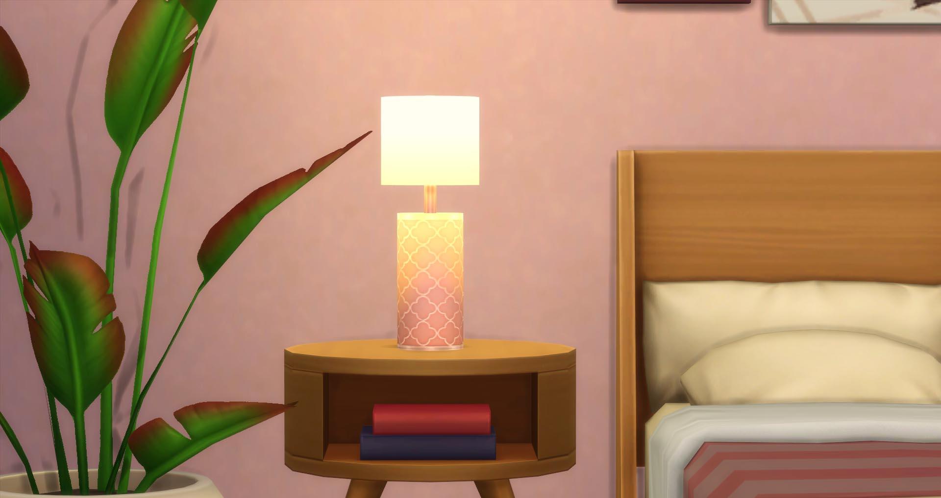Lamparitas a Raudales - Kit CC para Los Sims 4
