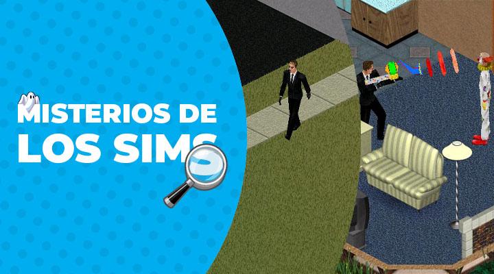 Misterios de Los Sims: ¿Persigue el gobierno de SimNation al Payaso Trágico?