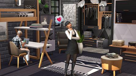 Los Sims 4 Interiorismo: review