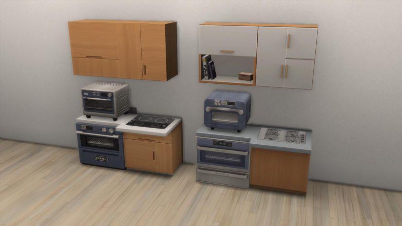 Cocinas en Los Sims 4 Interiorismo