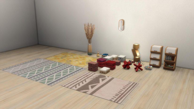 Los Sims 4 Interiorismo review