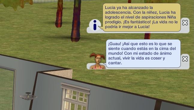 Reto para Los Sims 2