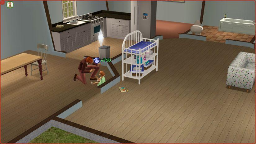Reto de aspiraciones platino para Los Sims 2