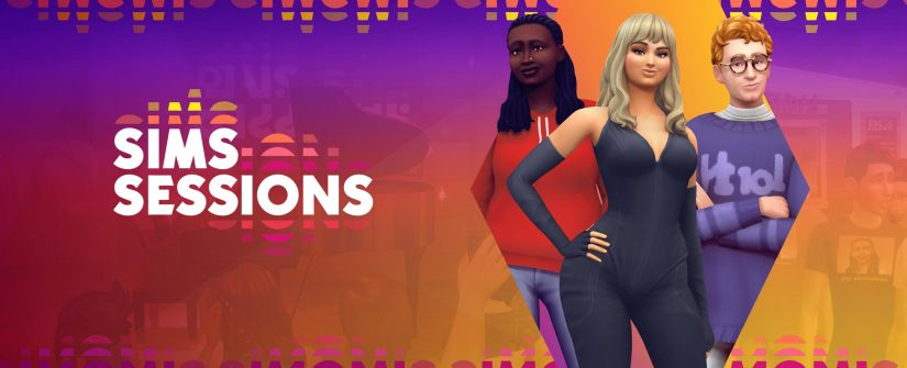 Sims Sessions - Festival de música en Los Sims 4