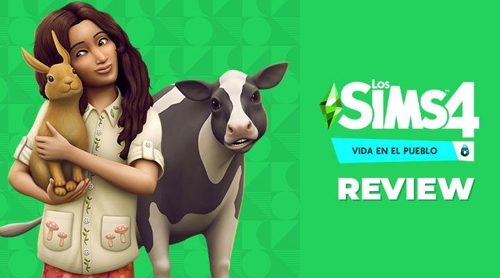 Los Sims 4 Vida en el Pueblo: review