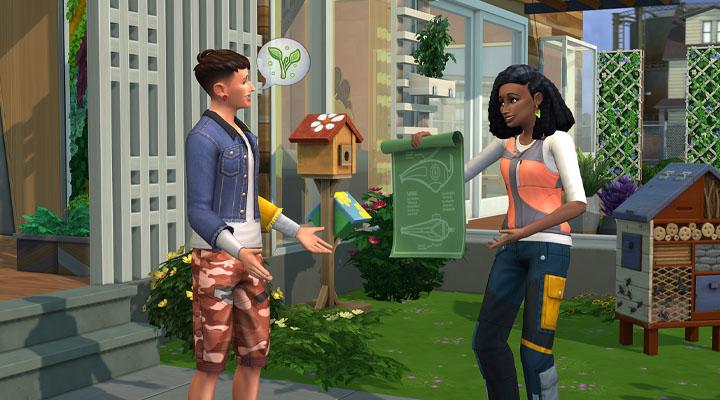 Prueba gratuita de Los Sims 4 Vida Ecológica